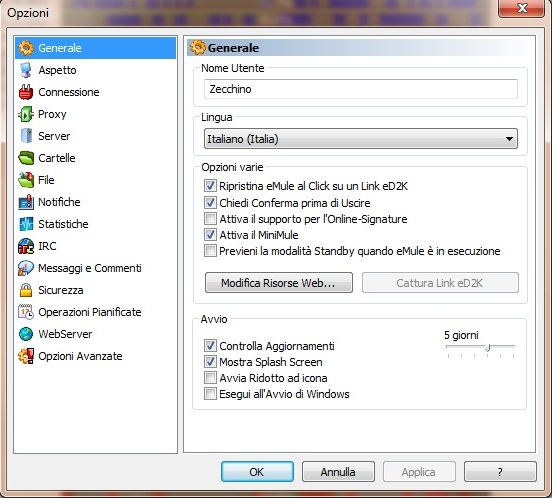 emule adunanza e windows 10